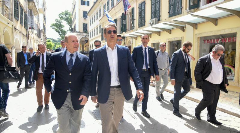 Για Τουρισμό και Υποδομές μίλησε ο Στέφανος Γκίκας στο Συνέδριο της ΝΔ, Παρόντος του Προέδρου της ΝΔ Κυριάκου Μητσοτάκη
