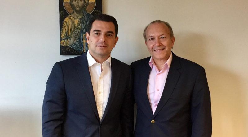 Συνάντηση Γκίκα – Σκρέκα: «Οι πολιτικές ευθύνες της κυβέρνησης ΣΥΡΙΖΑΝΕΛ για την διαχείριση των απορριμμάτων είναι τεράστιες…»
