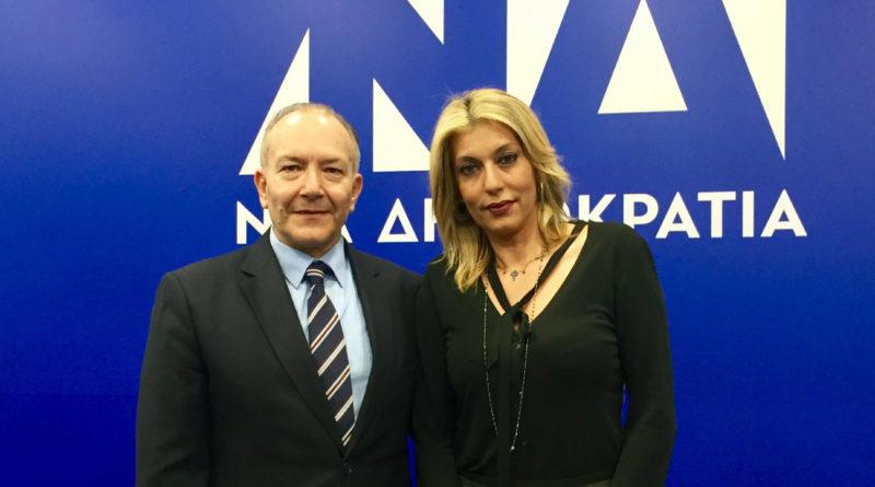 Η συνεργασία Στέφανου Γκίκα – Άννας Καραμανλή έφερε στη Βουλή την απαράδεκτη κατάσταση του ΕΑΚΚ