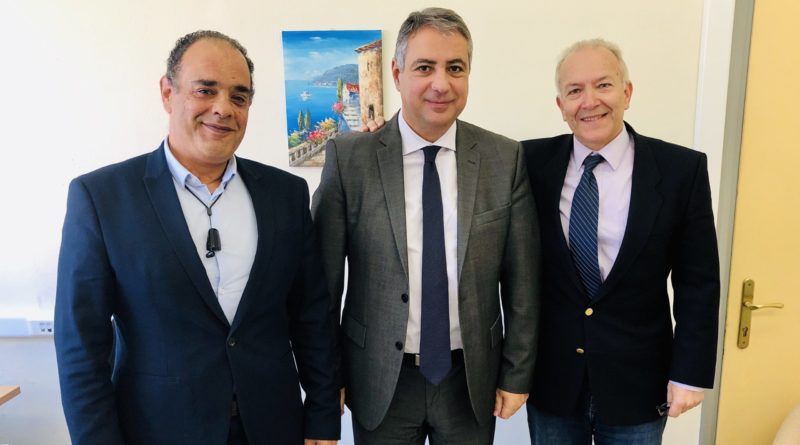 Επίσκεψη του Διοικητή της 6ης Υγειονομικής Περιφέρειας στην Κέρκυρα