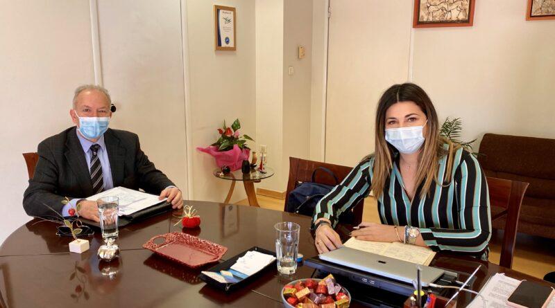 Επιλύεται το Ζήτημα των Διοικητικών Υπαλλήλων του ΙΕΚ Τουρισμού Κέρκυρας